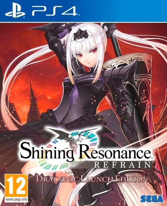 PS4 - Shining Resonance Refrain LE (I/E) Fisico (Box) 785300135223 Lingua Inglese, Italiano Piattaforma Sony PlayStation 4 N. figura 1