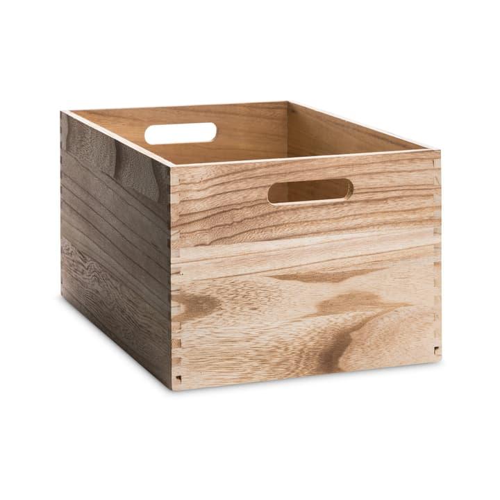 MILAN Boîte en bois 386296900000 Photo no. 1