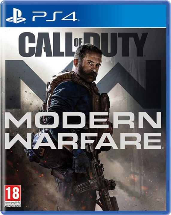 PS4 - Call of Duty: Modern Warfare  D Box 785300144855 Langue Allemand Plate-forme Sony PlayStation 4 Photo no. 1