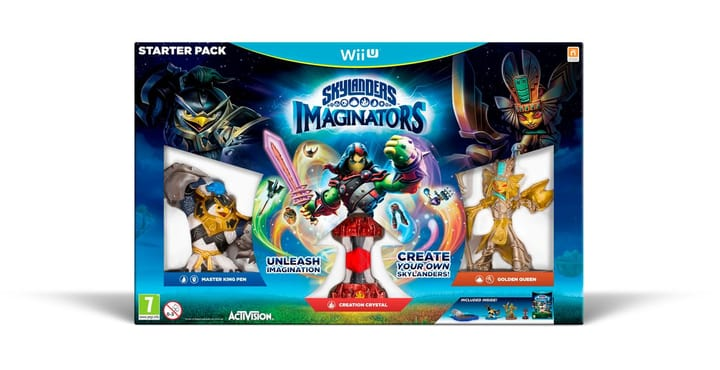 Wii U - Skylanders Imaginators Starter Pack 785300121345 Photo no. 1