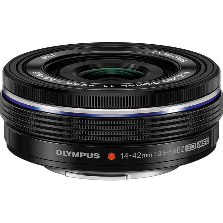 m.Zuiko 14-42mm 3.5-5.6 EZ black Objectif Olympus 785300129902 Photo no. 1