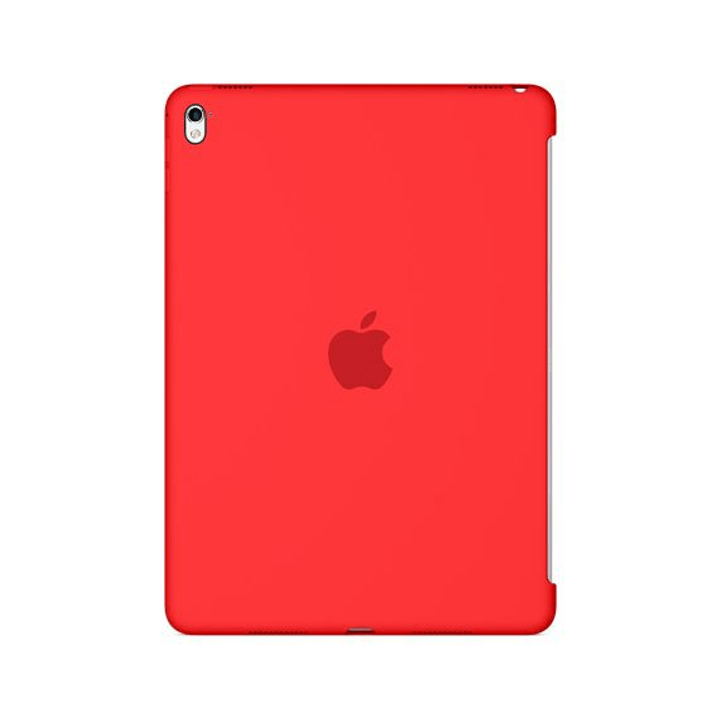 iPad Pro 9,7 pouces coque en silicone rouge Apple 798132400000 Photo no. 1