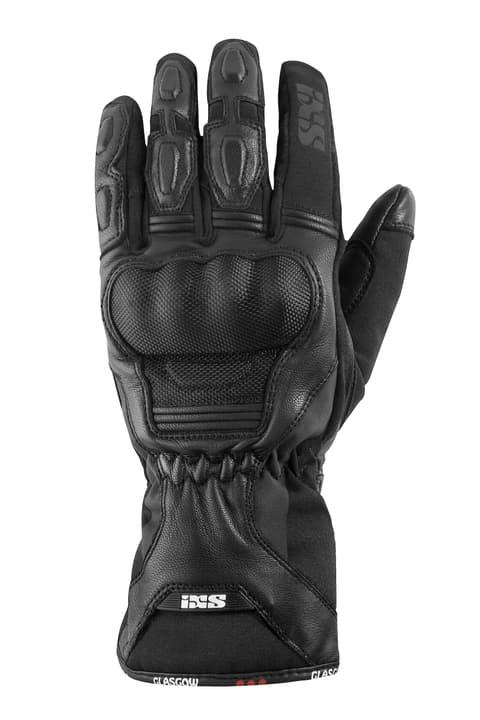 Glasgow Motorradhandschuh iXS 490317800620 Grösse XL Farbe schwarz Bild-Nr. 1