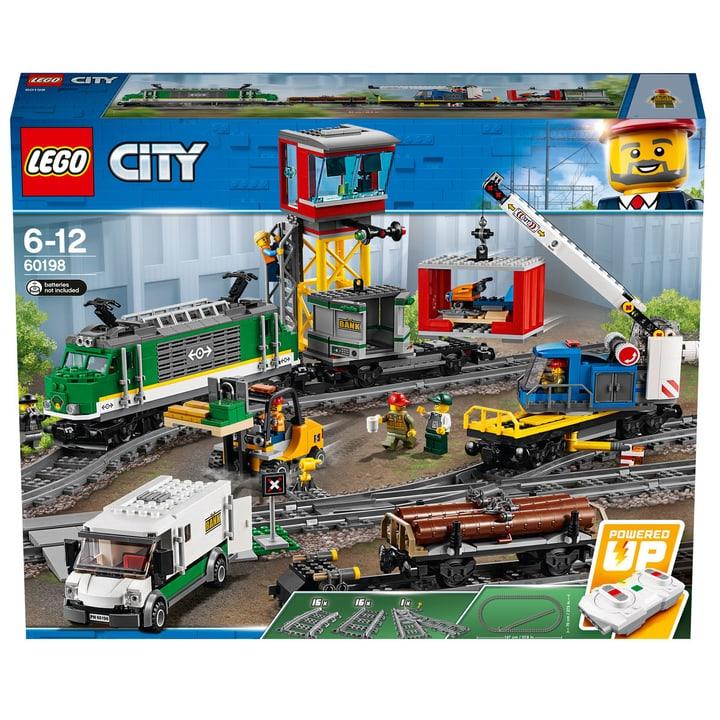 Lego City Güterzug 60198 Lego 74888750000018 Bild Nr. 1