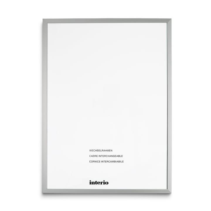 PANAMA Cornice 384002510809 Dimensioni quadro 59,4 x 84 (A1) Colore Color argento N. figura 1