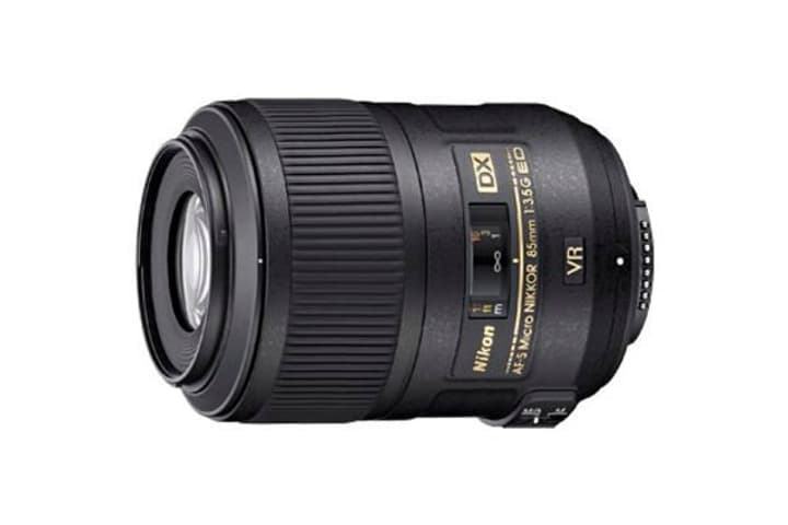 Micro Nikkor AF-S DX 85mm/3.5G ED VR Objectif Nikon 785300125536 Photo no. 1
