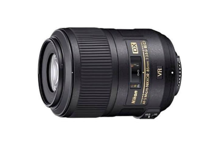 Micro Nikkor AF-S DX 85mm/3.5G ED VR Objektiv Nikon 785300125536 Bild Nr. 1