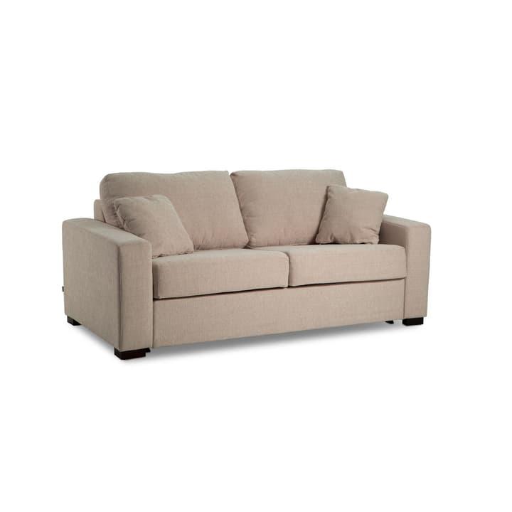 GEORGE Vera canapé-lit à 2 places 360205100000 Dimensions L: 120.0 cm x P: 195.0 cm Couleur Brun clair Photo no. 1