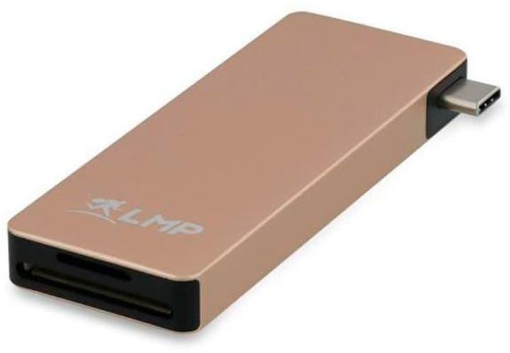 USB-Hub USB-C Adaptateur LMP 785300145330 Photo no. 1