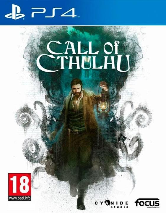 PS4 - Call of Cthulhu F Physisch (Box) 785300130696 Bild Nr. 1