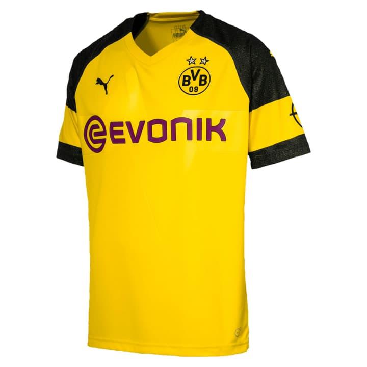 BVB Home Replica Shirt Fussball-Klubreplika Puma 498285900450 Farbe gelb Grösse M Bild-Nr. 1