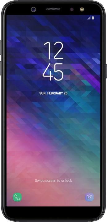 Galaxy A6 (2018) DUOS nero Smartphone Samsung 794629100000 N. figura 1