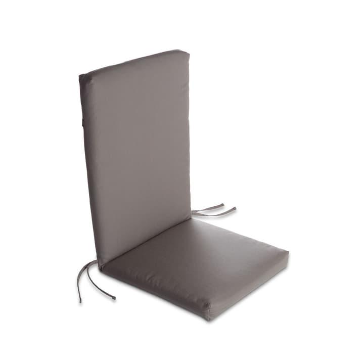 MILOU Coussin d'assise 378039500000 Couleur Gris Dimensions L: 50.0 cm x P: 118.0 cm x H: 7.0 cm Photo no. 1