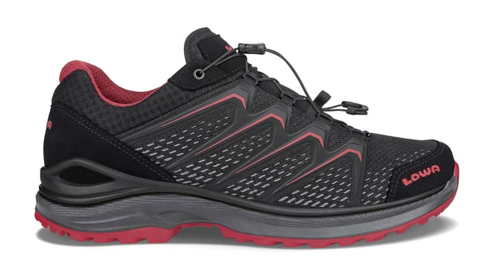 Maddox GTX Lo Chaussures polyvalentes pour homme Lowa 461104751020 Couleur noir Taille 51 Photo no. 1