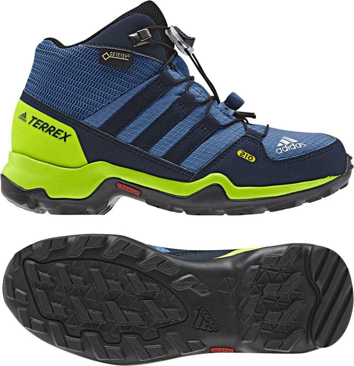 Terrex Mid GTX Chaussures de randonnée pour enfant Adidas 465512131040 Couleur bleu Taille 31 Photo no. 1