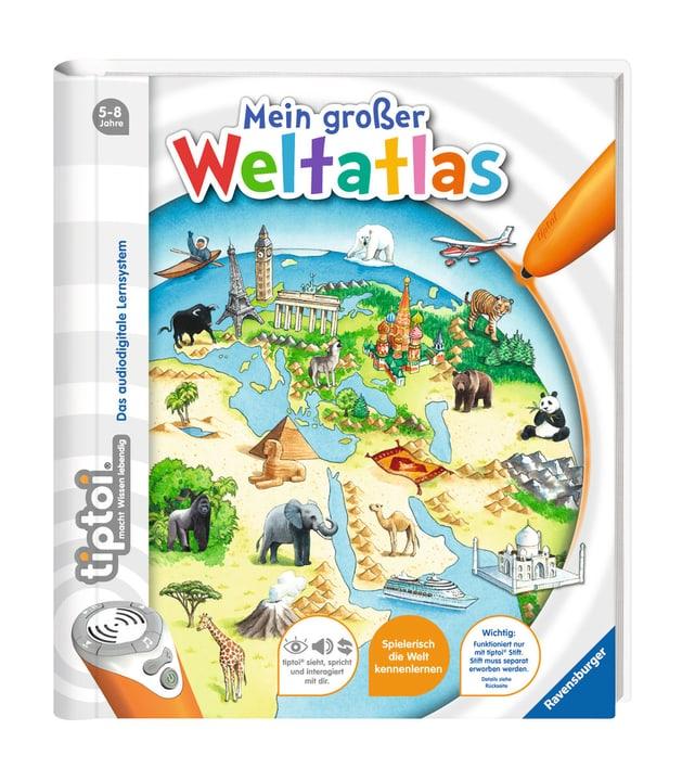 Tiptoi Mein grosser Weltatlas (D) 746971490000
