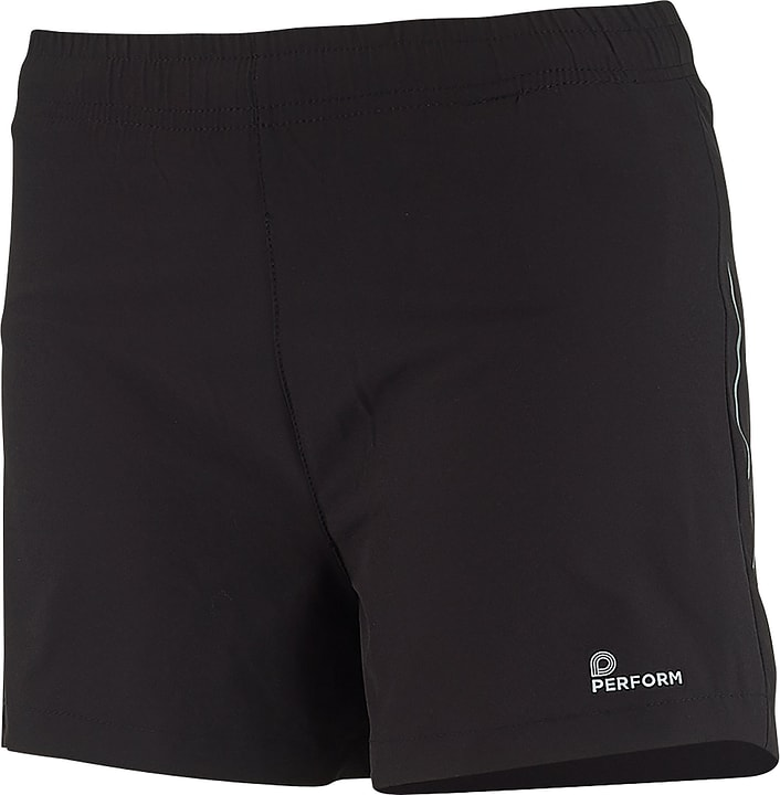 Damen-Shorts Damen-Shorts Perform 470404003420 Farbe schwarz Grösse 34 Bild-Nr. 1