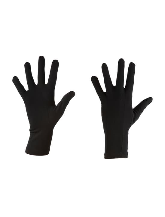 Oasis Glove Liner Unisex-Handschuhe Icebreaker 477049300420 Farbe Schwarz Grösse M Bild-Nr. 1