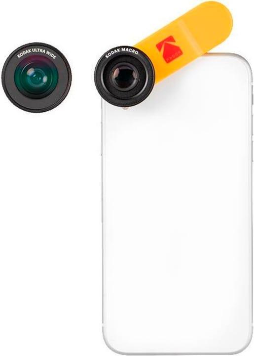 Kodak Smartphone 2-in-1 Kit Objectif Black Eye 785300147081 Photo no. 1