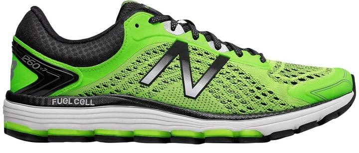 1260 v7 Chaussures de course pour homme New Balance 463225544060 Couleur vert Taille 44 Photo no. 1