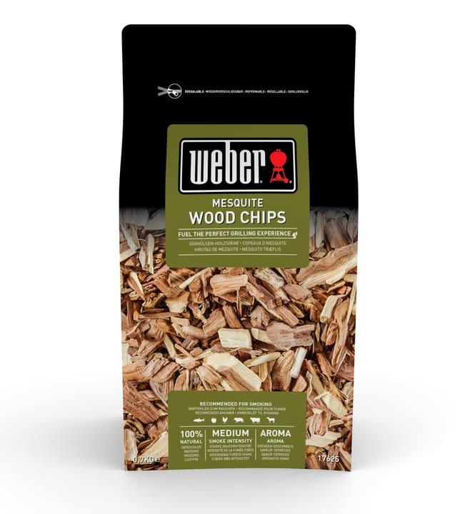 Copeaux de bois de fumage Mesquite Weber 753534800000 Photo no. 1