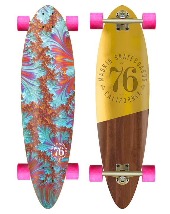 Blunt Golden Sea Set Longboard Madrid 492389300000 N. figura 1