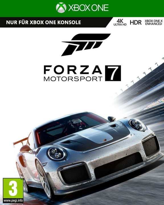 Xbox One - Forza Motorsport 7 785300128974 Photo no. 1