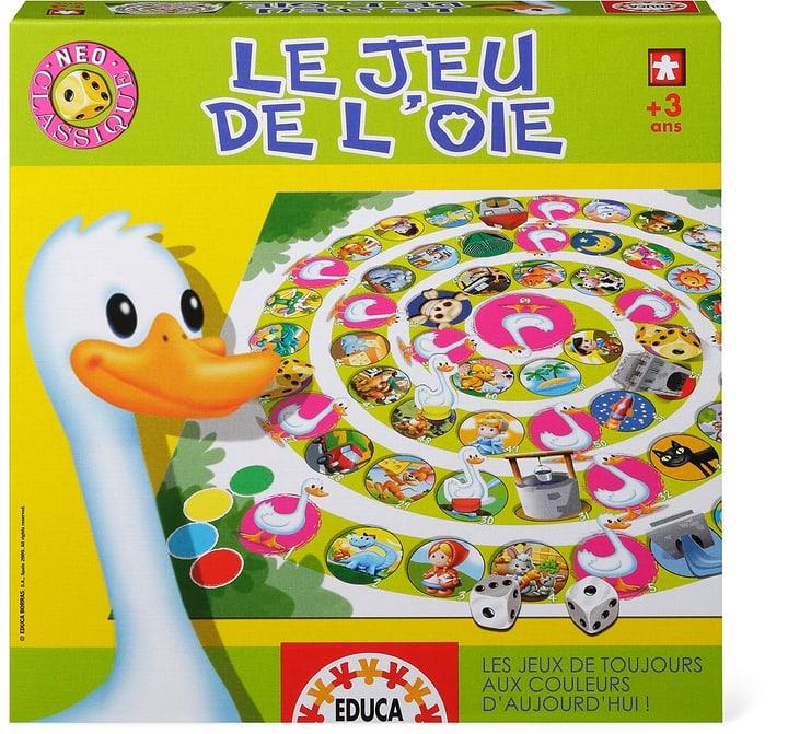 Le jeu de l'oie (F) 748906490100 Langue Français Photo no. 1