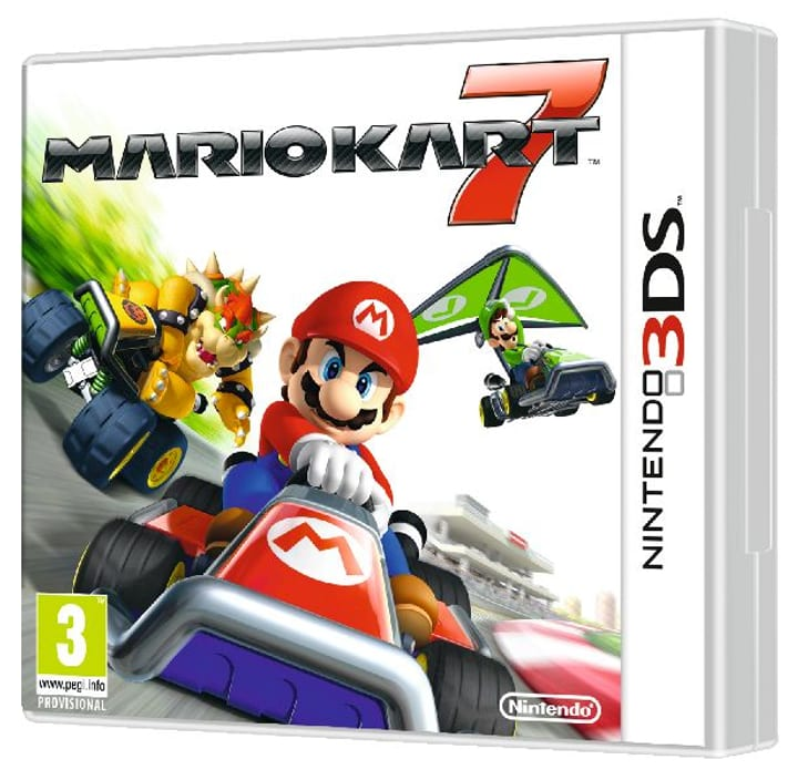 3DS - Mario Kart 7 Physique (Box) 785300114339 Photo no. 1