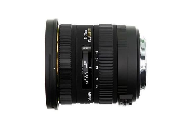 10-20mm/3,5 EX DC HSM Canon Objectif Objectif Sigma 785300126153 Photo no. 1