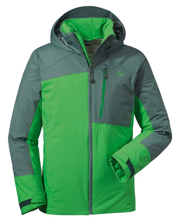 Vancouver Herren-Trekkingjacke Schöffel 462726905219 Farbe gras Grösse 52 Bild-Nr. 1