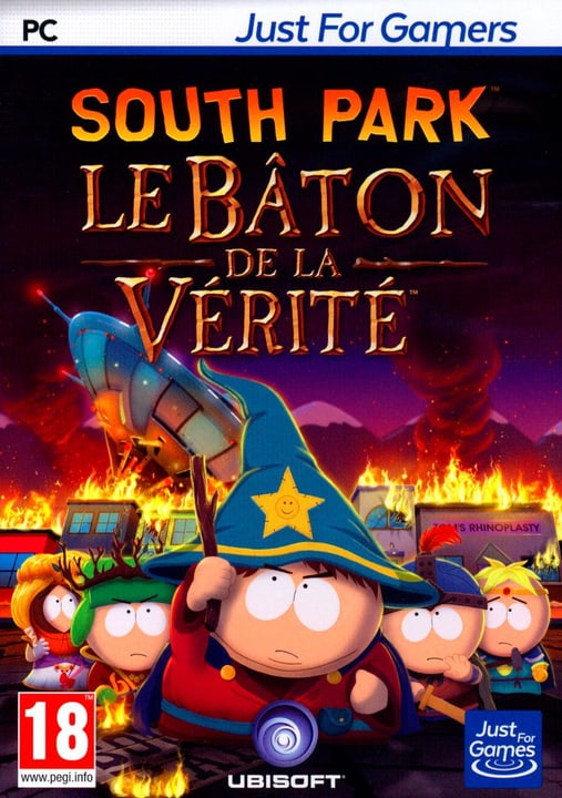 PC - South Park : Le Bâton de la Vérité Physique (Box) 785300128192 Photo no. 1