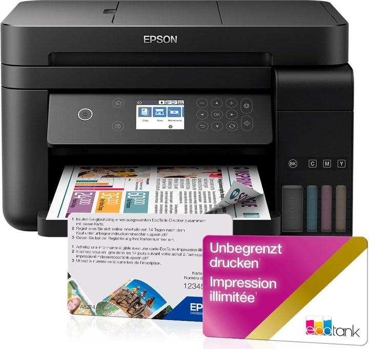 EcoTank ET-3750 Unlimited Imprimante multifonction Epson 785300149658 Photo no. 1