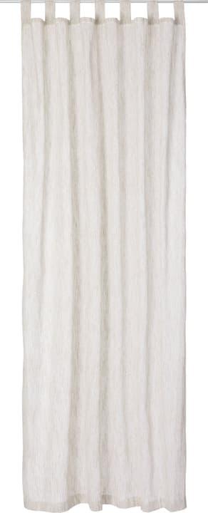 LUCIA Fertigvorhang Tag 430276221174 Farbe Beige Grösse B: 145.0 cm x H: 245.0 cm Bild Nr. 1