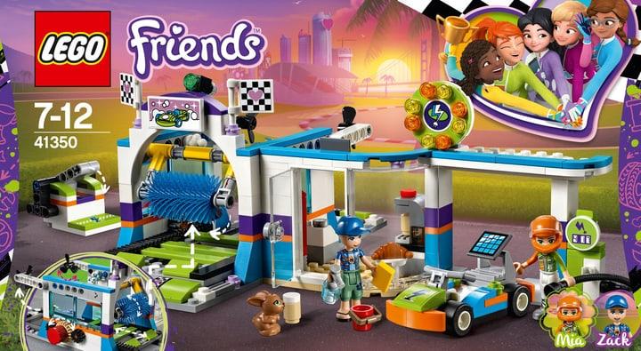 Lego Friends Autolavaggio Mille Spazzole 41350 748882400000 N. figura 1