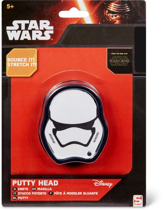 Star Wars Putty 747437300000