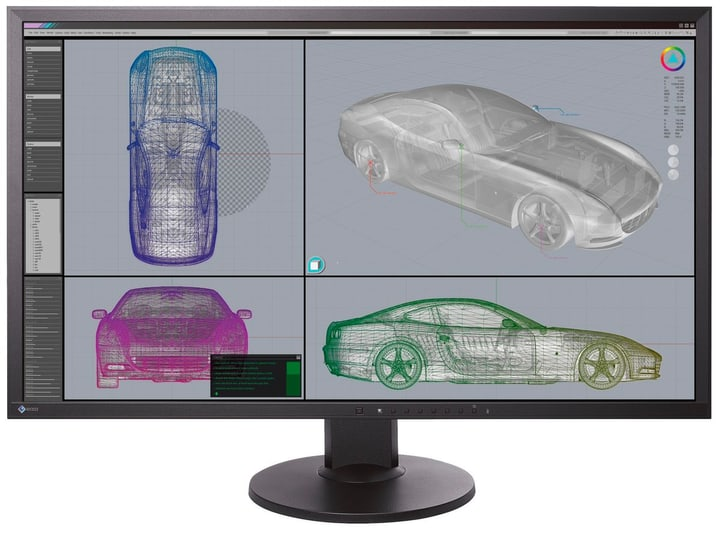 """FlexScan EV3237W 32"""" Monitor EIZO 785300124072 Bild Nr. 1"""