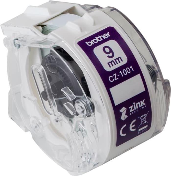 CZ-1001 couleur sans fin rouleau d'étiquettes 9mm/5m VC-500W étiquettes Brother 785300144890 Photo no. 1