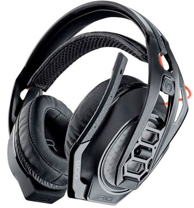 PS4 - RIG 800HS Stereo Gaming Headset - nero Plantronics 785300131717 N. figura 1