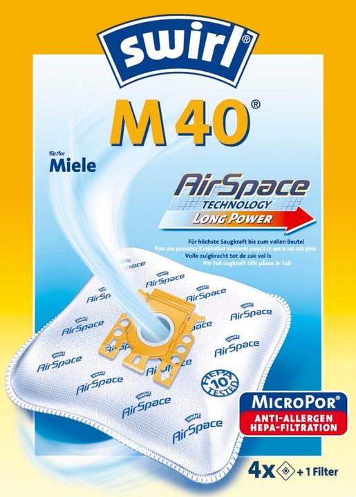 M40 AirSpace sacchetti raccoglipolvere Swirl 717104600000 N. figura 1