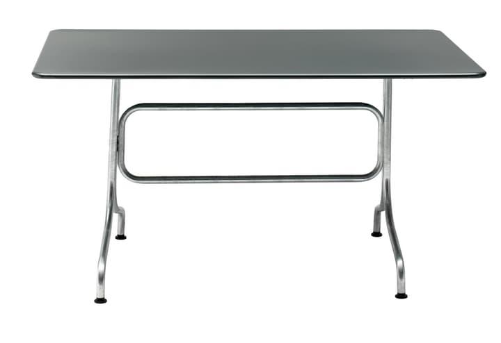 Tisch BAHAMAS, anthrazit, 140 cm Schaffner 753166600000 Farbe Anthrazit Grösse L: 140.0 cm x B: 80.0 cm x H: 72.0 cm Bild Nr. 1