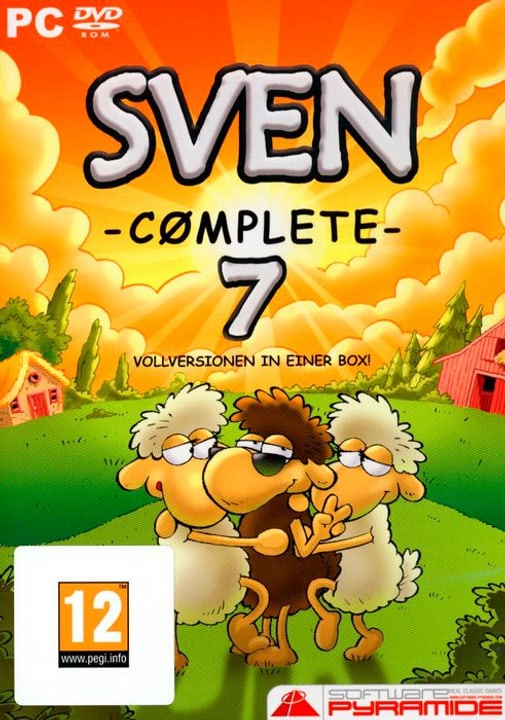 PC - Pyramide: Sven Complete D Box 785300133191 Photo no. 1
