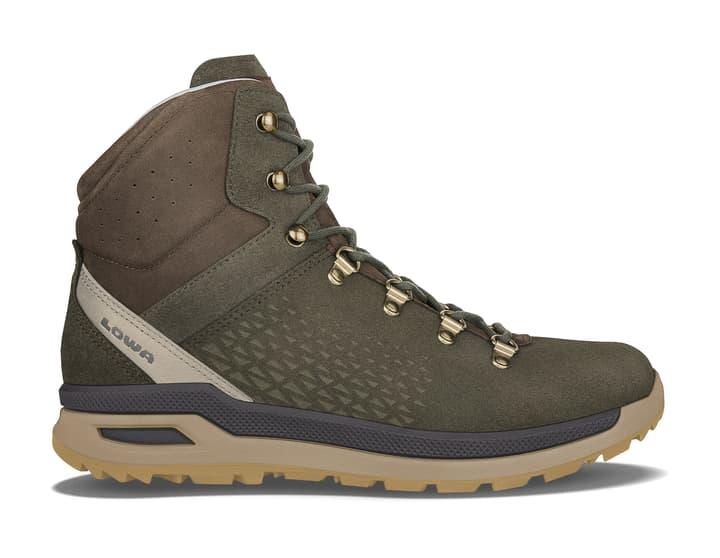 Strato Evo LL Mid Chaussures de randonnée pour homme Lowa 473304647067 Couleur olive Taille 47 Photo no. 1