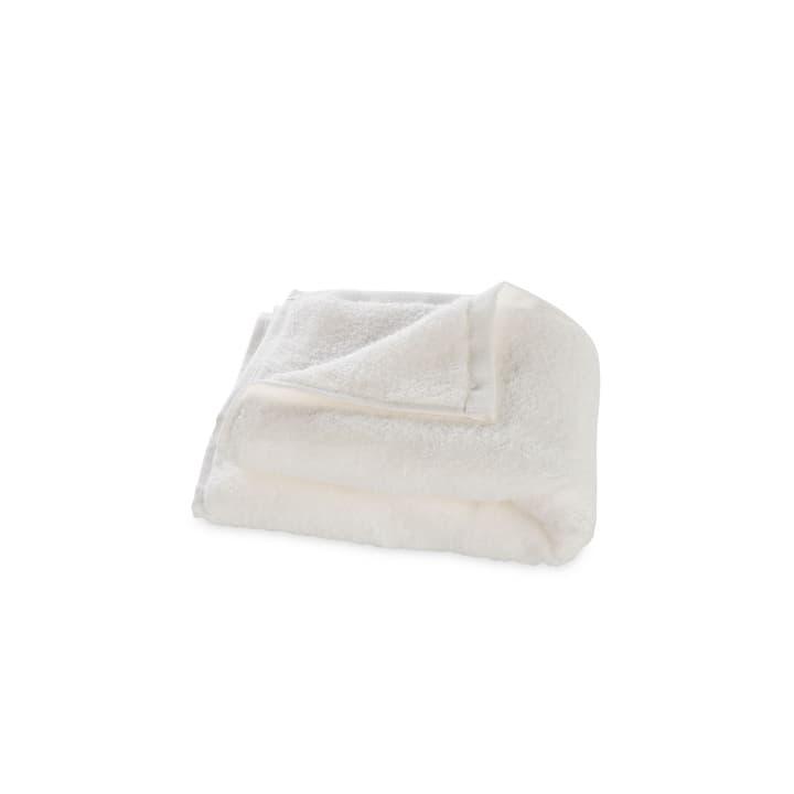 SOFT COTTON Essuie-mains 374042800000 Dimensions L: 50.0 cm x P: 95.0 cm Couleur Blanc Photo no. 1
