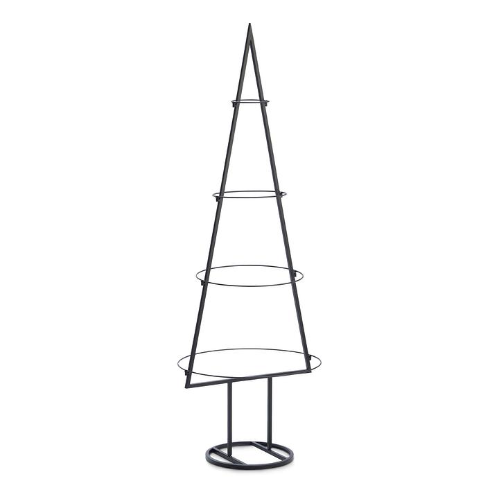 MIRI Sapin décoratif 390157000000 Dimensions L: 40.0 cm x P: 40.0 cm x H: 120.0 cm Couleur Noir Photo no. 1