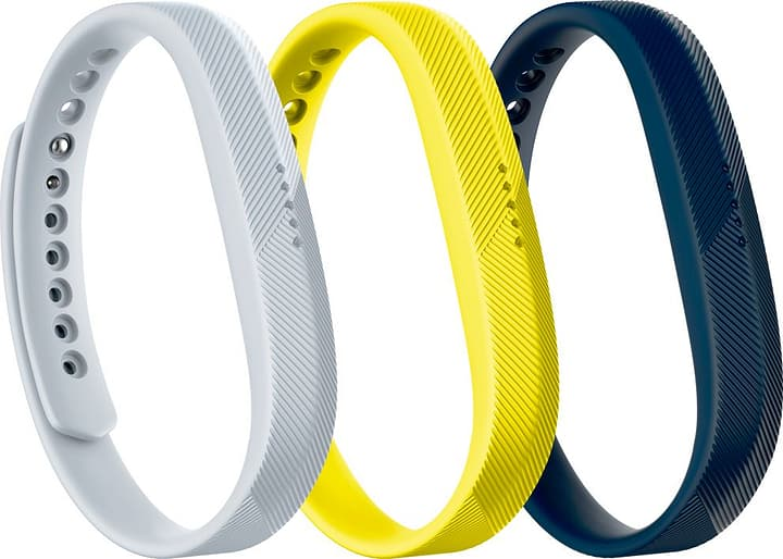 Flex 2 Confezione da 3 cinturini Small Fitbit 785300131086 N. figura 1