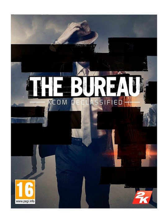 PC - The Bureau: XCOM Declassified Digitale (ESD) 785300133291 N. figura 1