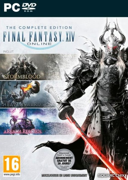 PC - Final Fantasy XIV Complete Edition Physisch (Box) 785300122333 Bild Nr. 1