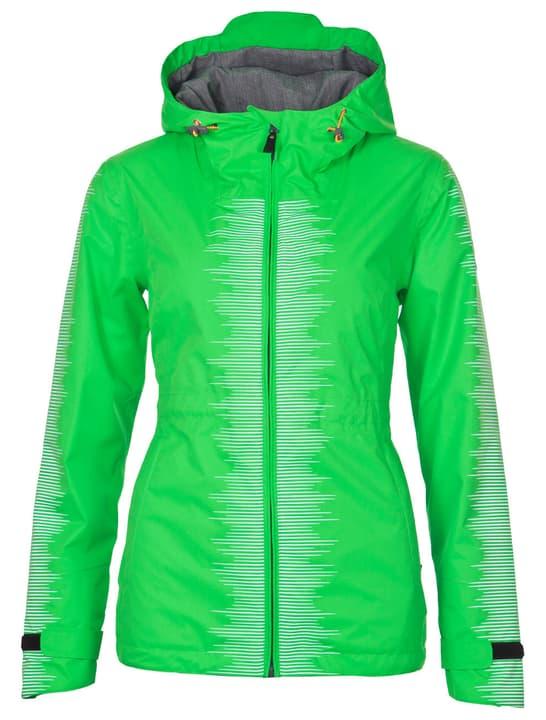 Guard Veste de pluie pour femme Rukka 498427903862 Couleur vert neon Taille 38 Photo no. 1