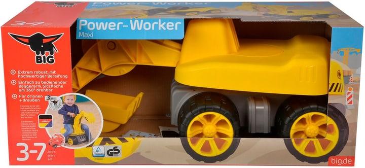 Big Power Worker Maxi Digger 743351200000 Bild Nr. 1
